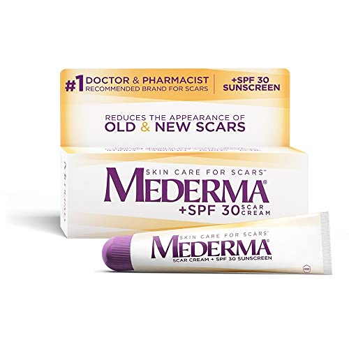 Scars mederma for piercing Scar Management: