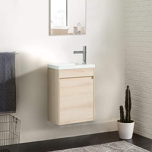 Small Bathroom Vanity With Sink Combo, Small Bathroom Sink And Vanity Combo