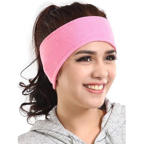 Winter Ear Warmers Cover Soft Headbands Sports Headwrap Ear muffs Unisex top