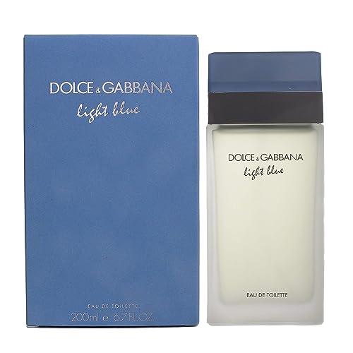 Buy Dolce Gabbana Women S Eau De Toilette Spray Light Blue 6 7 Fl Oz Pack Of 1 Online In Poland B00xdeml3y