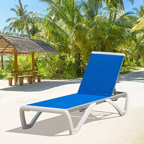 Outdoor Chaise Aluminum Lounge, Chaise Lounge Chairs Outdoor Plastic